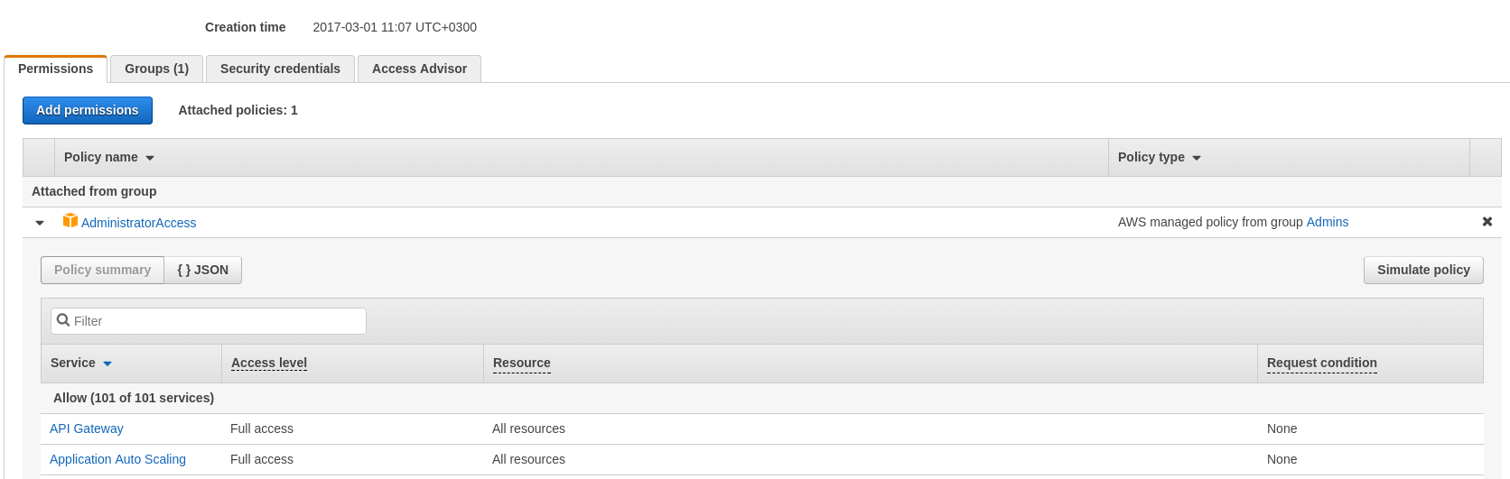 Tutorial: IAM policy – Only view EC2 instance – part 3 - R&D Solutions