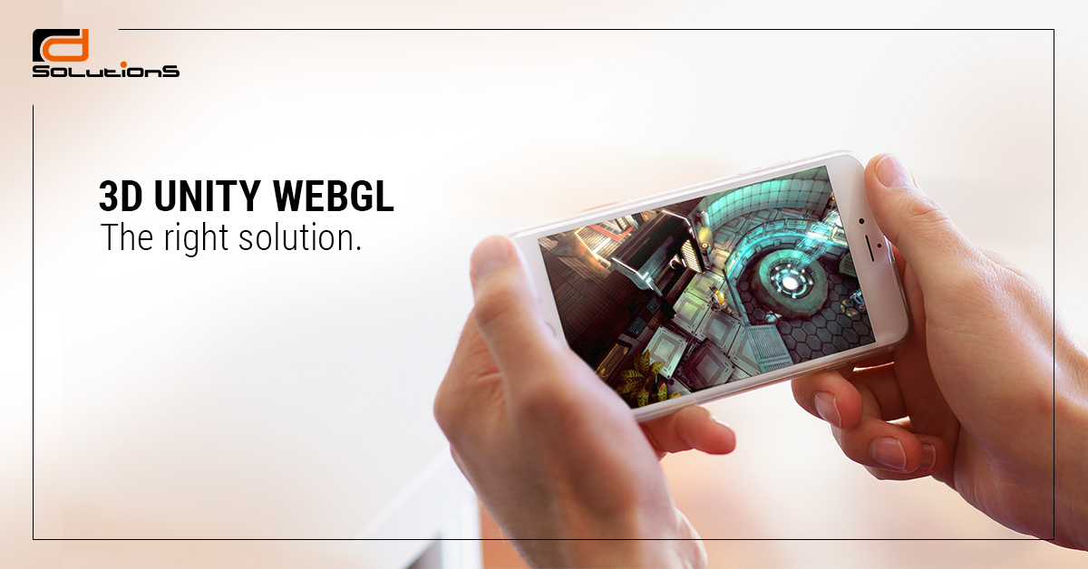 3D Unity WebGL animations on mobile - R&D Solutions